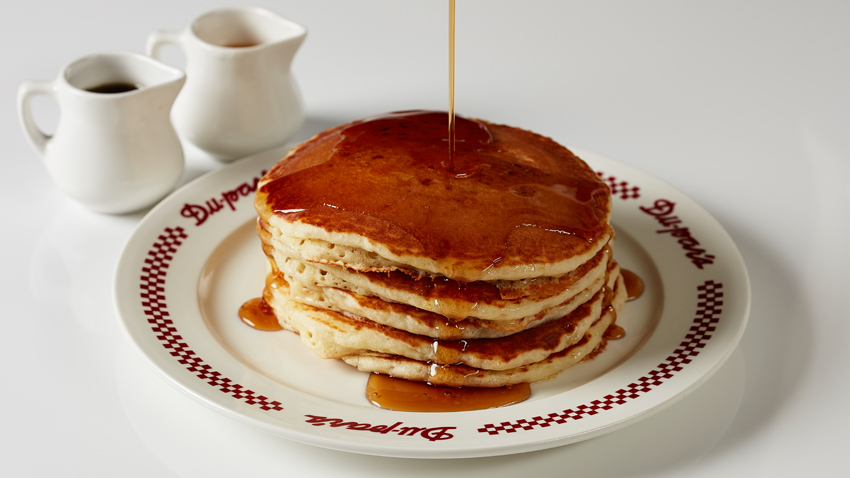 DU-PAR'S LEGENDARY BUTTERMILK HOT CAKES